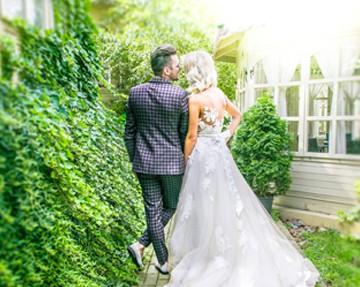 Wedding Magazine Website Template