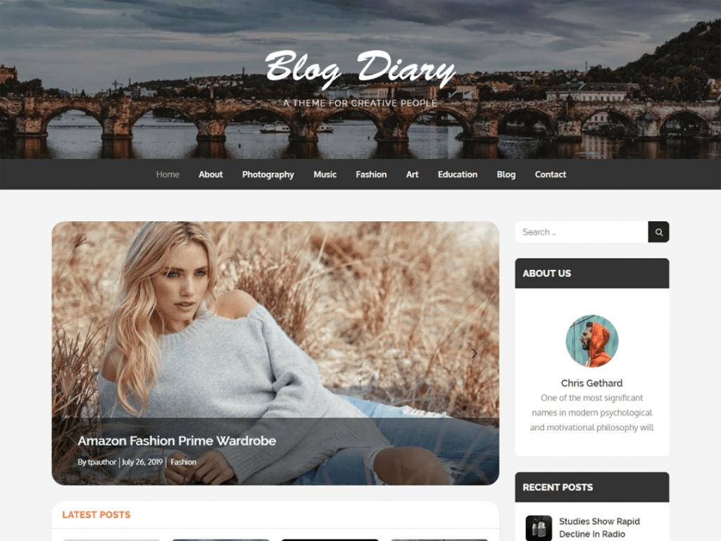 blogdiary-entertainment