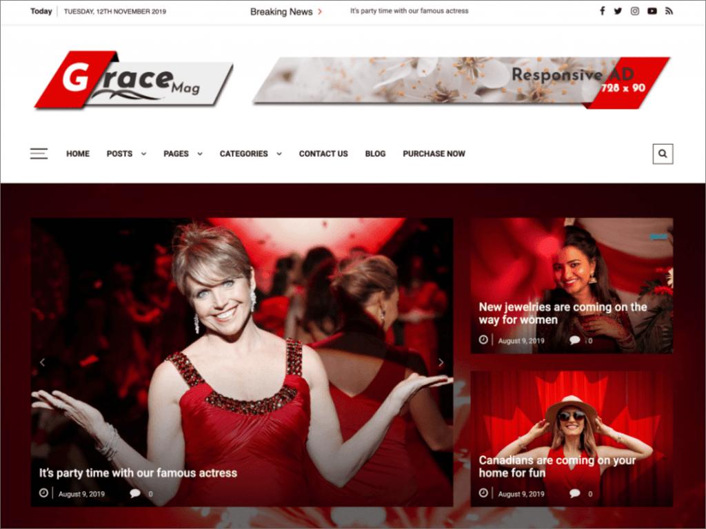 grace-entertainment-themes