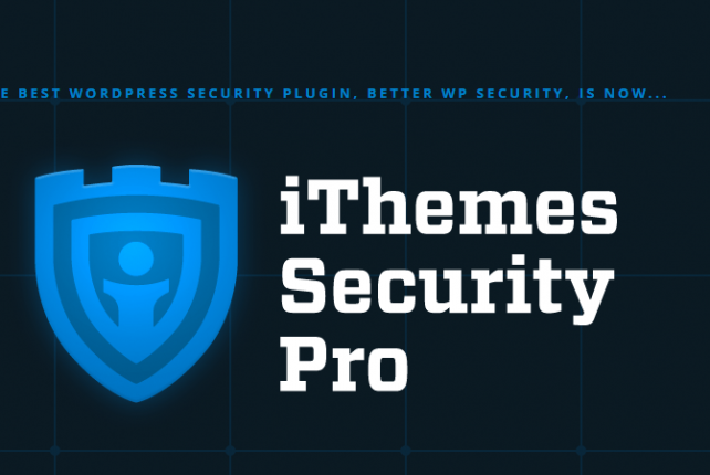 Popular WordPress iThemes Security(formerly Better WP Security) Plugin
