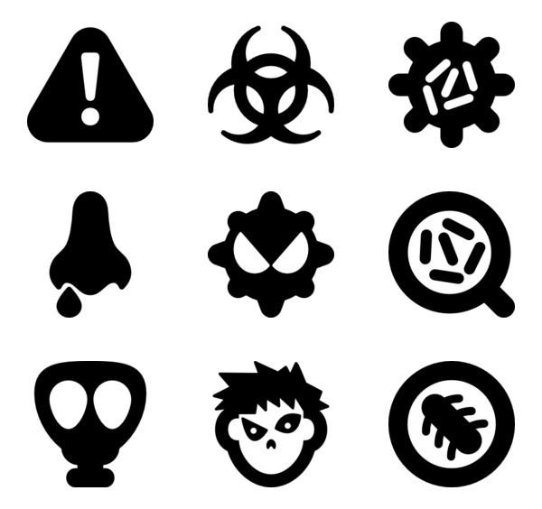 Best Free Coronavirus Icon Packs 2020