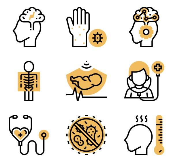 Recommended Coronavirus Icon Packs 2020