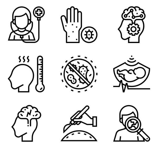 Popular Coronavirus Icon Packs 2020