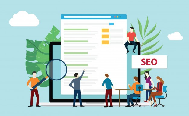 How is SEO done