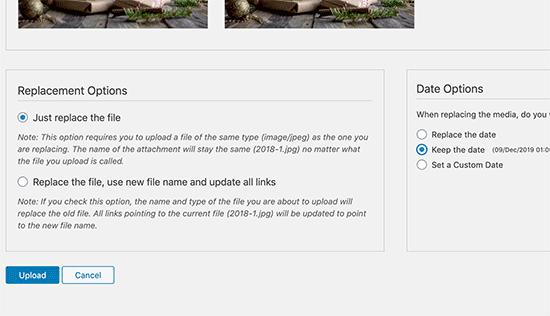 Rename Images and Media Files in WordPress
