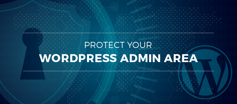 protect wordpress admin are