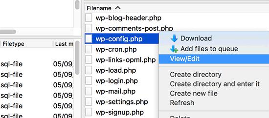 WordPress Login Page Refreshing