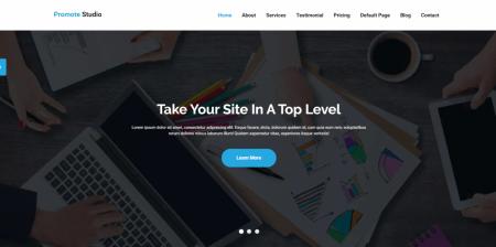 Best Rated WordPress Marketing Theme