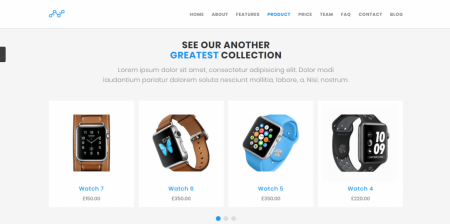 Recommended Single Product Theme