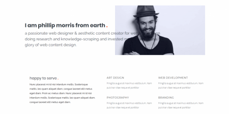High Downloaded Lightweight Portfolio WordPress Theme