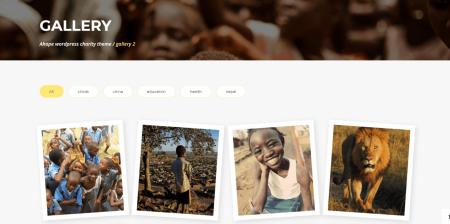 Recommenden Charity WordPress Theme