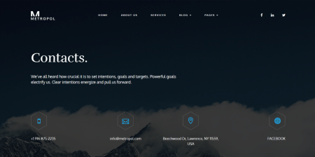 Best Downloaded Business and Financial WordPress Theme